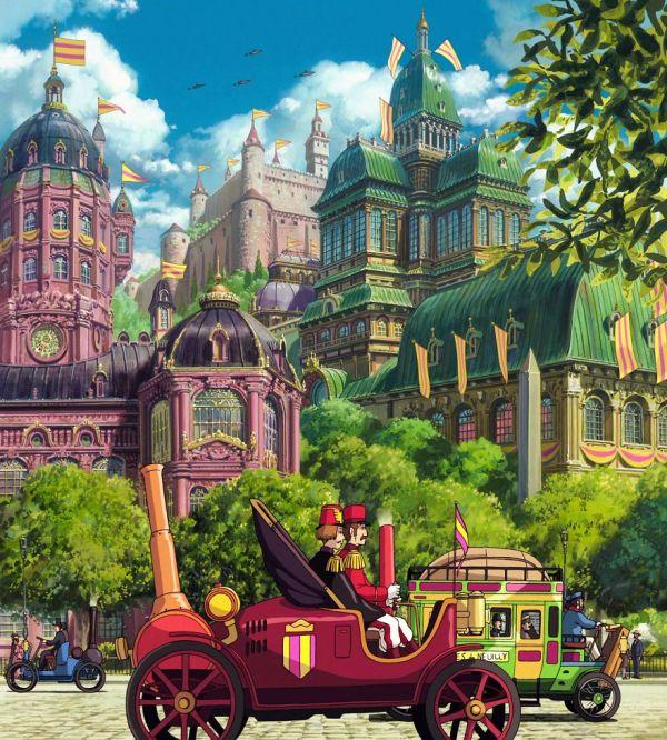 Celebrate 75th Birthday Of Hayao Miyazaki With