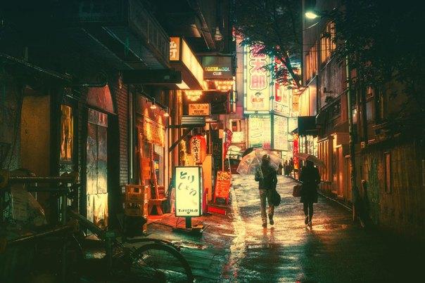 Tokyo-calles-noche-fotografía-Masashi-Wakui-7