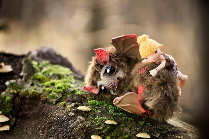 Ginger Bat