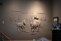 How To Drywall Art Sculpture