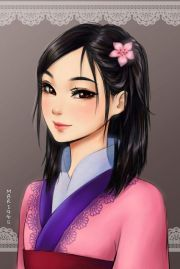 draw disney princesses anime