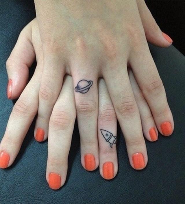 Sister Tattoo Idea