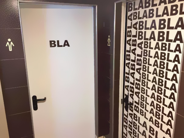 102 Of The Most Creative Bathroom Signs Ever  Bored Panda