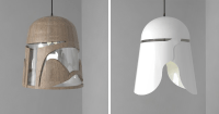I Created Light Fixtures Inspired By Star Wars
