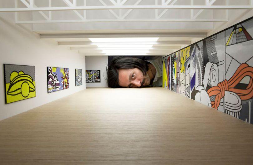 Put Your Head into Gallery 5748886fbe1e3  880 - Artista faz projeto interativo com galerias famosas