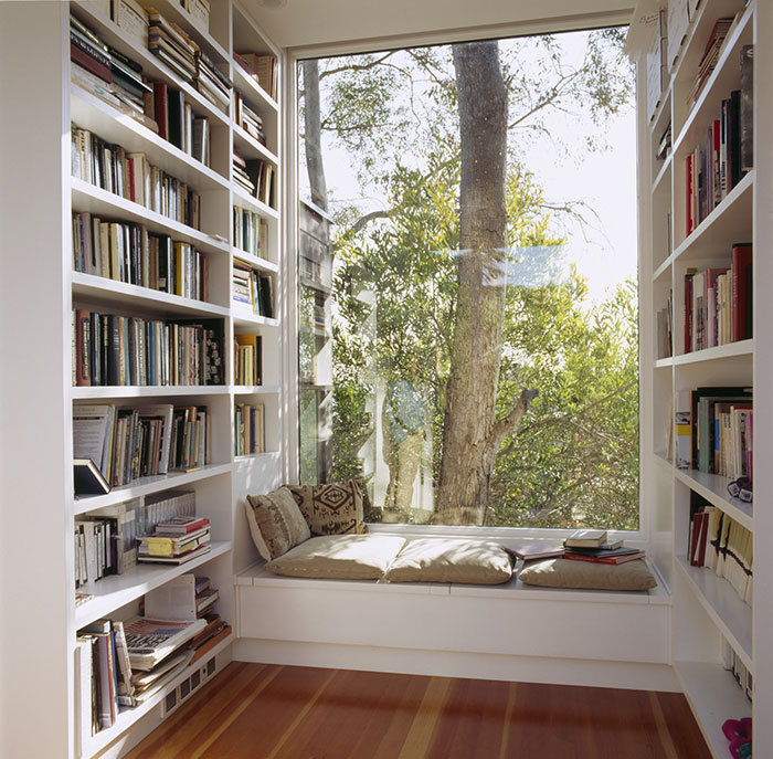 15 Reading Nooks Perfect For When You Need To Escape This World  Bored Panda