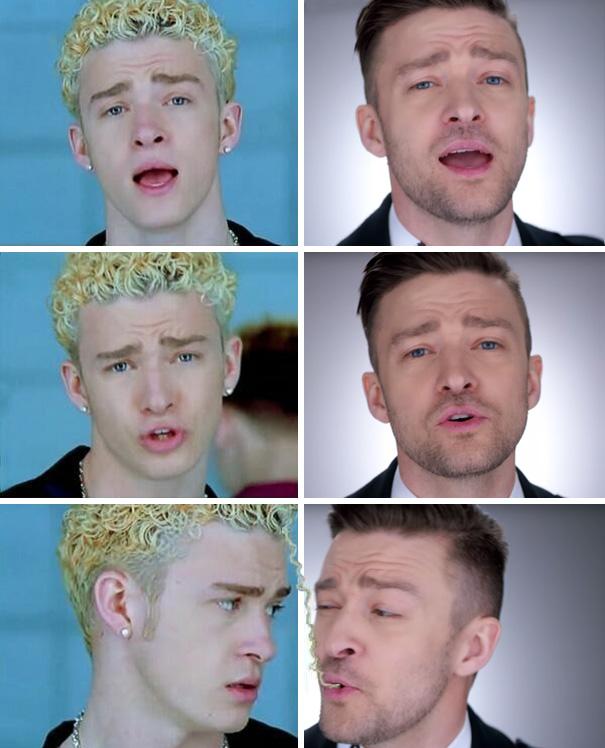 Justin Timberlake Ramen Hair : justin, timberlake, ramen, Someone, Compared, Justin, Timberlake, Everything, Makes, Sense, Bored, Panda
