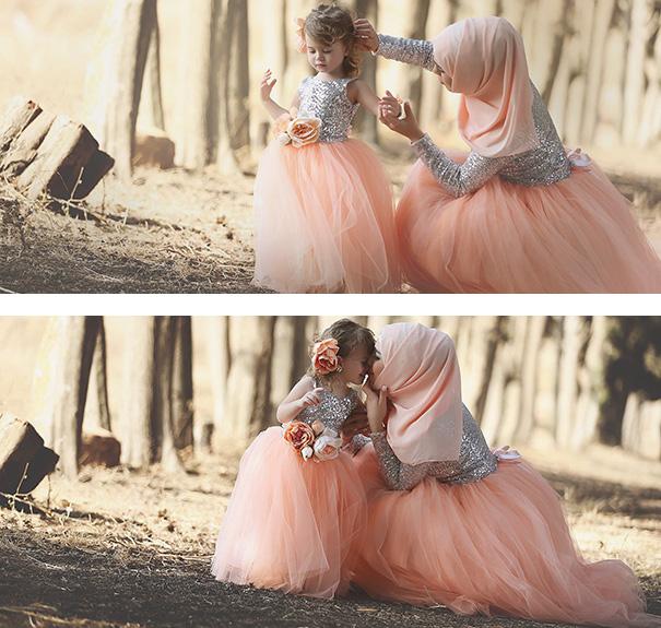 Όπως και η μητέρα, όπως και η κόρη - 14 εικόνες δείχνουν το μοναδικό σύνδεσμο μεταξύ τους