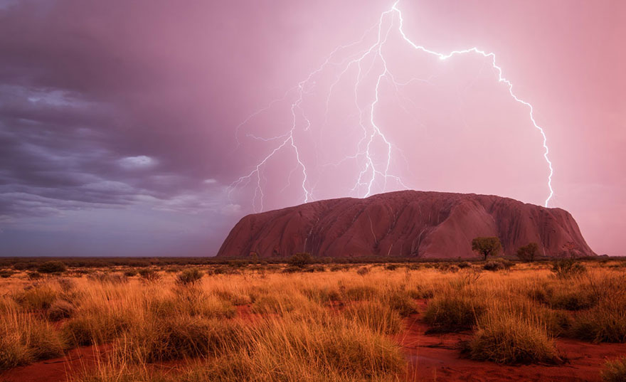 Powered Sight, Uluru, Australia