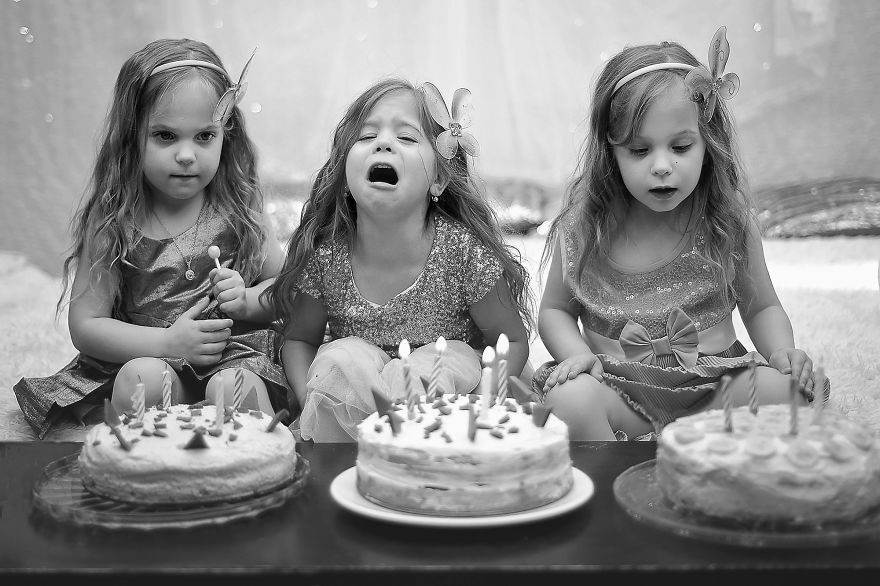 Sometimes... I Just Want My Own Birthday!!