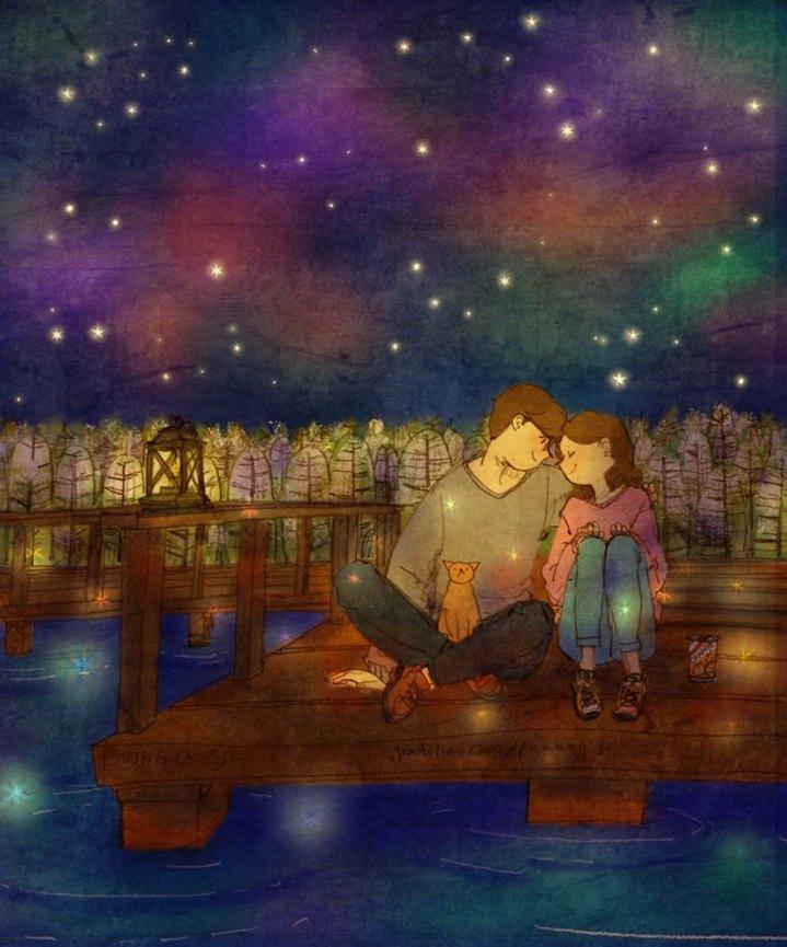 Stargazing Together