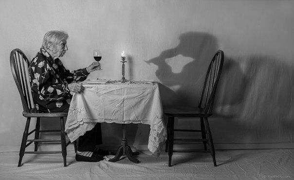De 91 años de edad de la madre de edad avanzada-women-extrañas-unos-tony-Luciani-8 lúdico-fotografía-