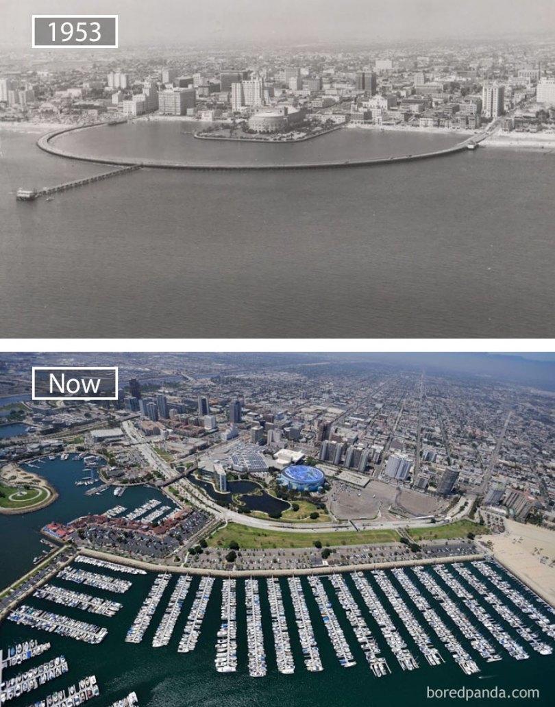 how famous city changed timelapse evolution before after 27 577cfacc8605a  880 - Evolução das metrópoles do mundo