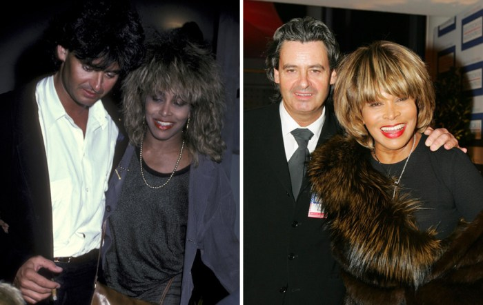 Tina Turner And Erwin Bach - 30 Years Together