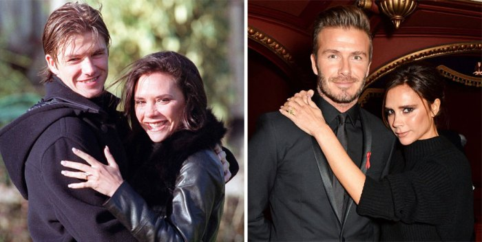Victoria Beckham And David Beckham - 19 Years Together
