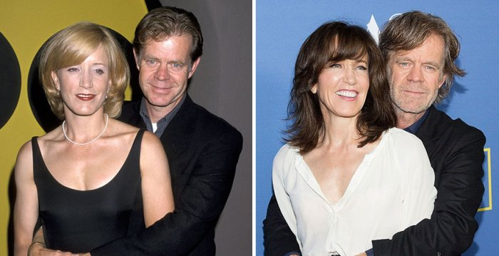 Felicity Huffman And William H. Macy - 19 Years Together