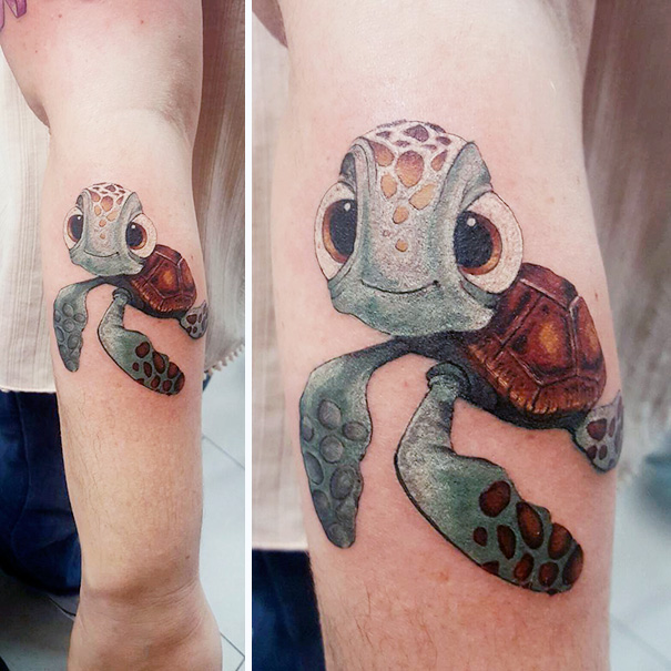 Nemo Tattoo