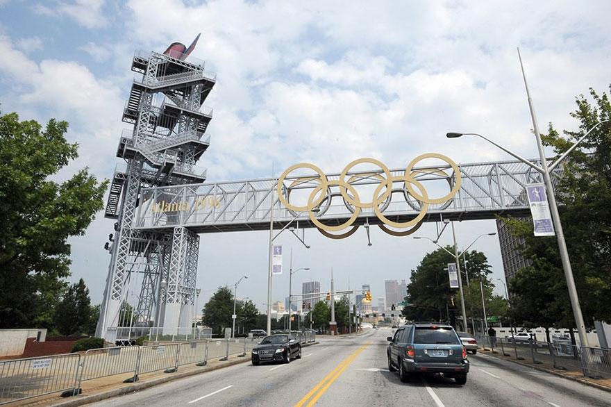 1996 Atlanta Olympic Venues Abandoned