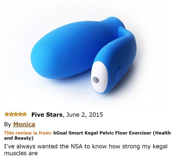 Kgoal Smart Kegel Pelvic Floor Exerciser + Free App