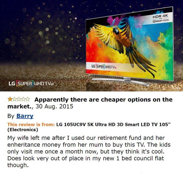 """Lg 105uc9v 5k Ultra Hd 3d Smart Led Tv 105"""""""