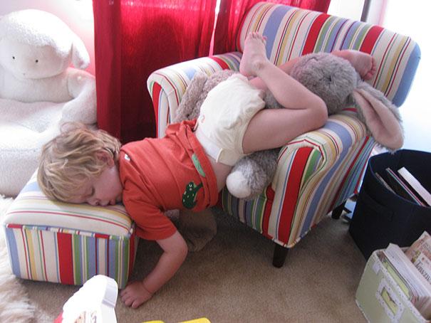 Napping Like A Yoga Master