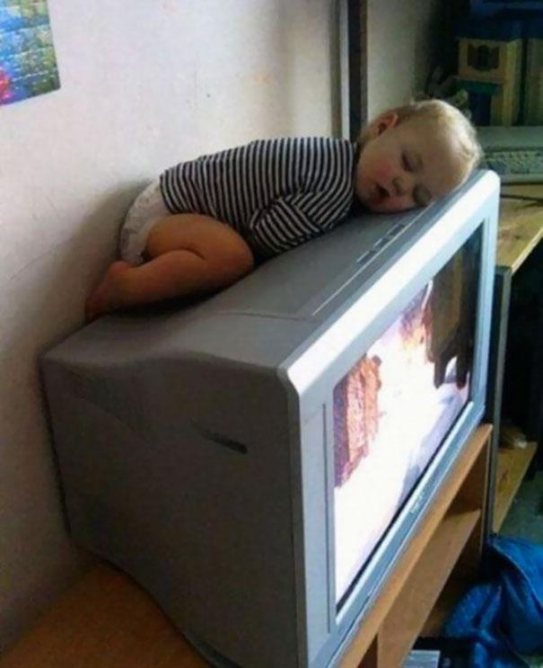 Funny Sleeping Pics : funny, sleeping, Hilarious, Prove, Sleep, Anywhere, Bored, Panda