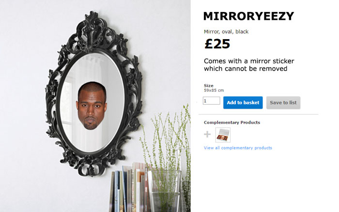Mirror Mirror On The Wall, Who's The Fairest Of Them All