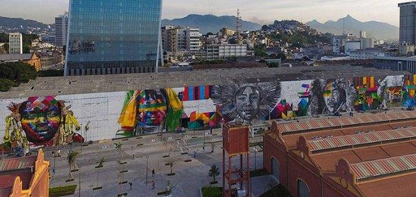mundo más grande-mural-calle-arte-las-Etnias-the-etnias-eduardo-Kobra-rio-olimpiadas-brasil-4