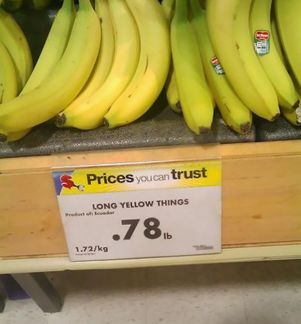 Long Yellow Things