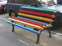 15+ Of The Most Creative Benches And Seats Ever | Bored Panda