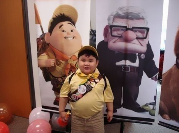 Russel From Up