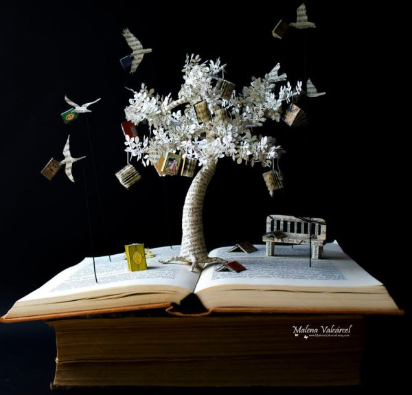 Upcycle Books Turning Magical