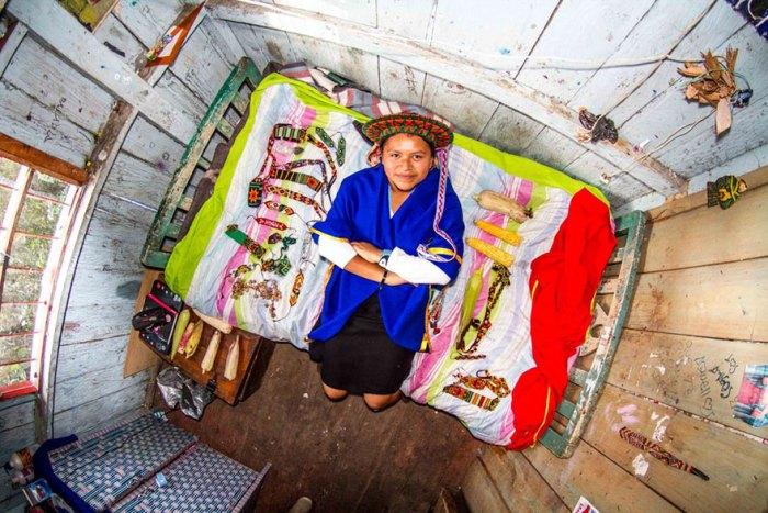 Sibundoy, Colombia, Marixa, 21-Year-Old Teacher