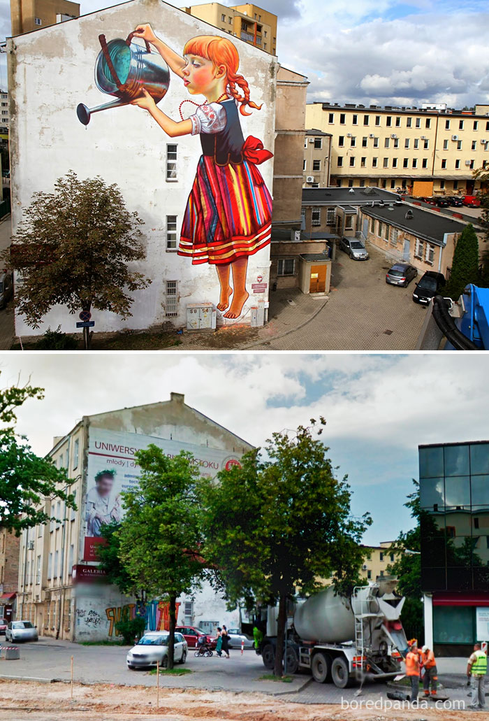 Lets Keep The Plants Alive, Bialystok, Poland