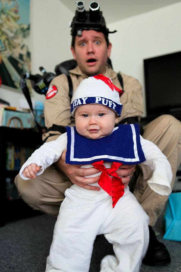 Mom Dad And Baby Halloween Costumes : halloween, costumes, Parent, Child, Halloween, Costume, Ideas, Bored, Panda
