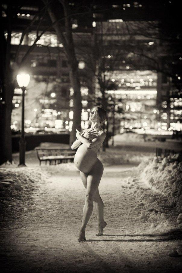 Naked Ballet Dancers