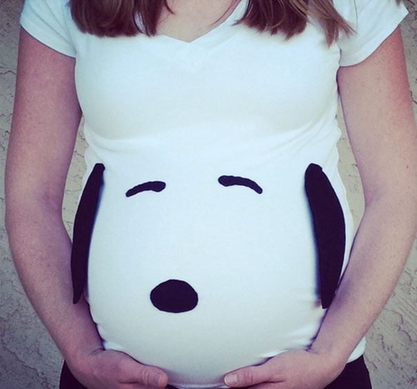 Snoopy Costume