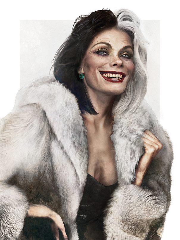 Cruella De Vil From 101 Dalmatians