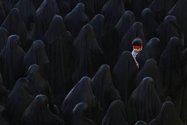 Negro central, Bahrain (3er lugar en abierto de color)