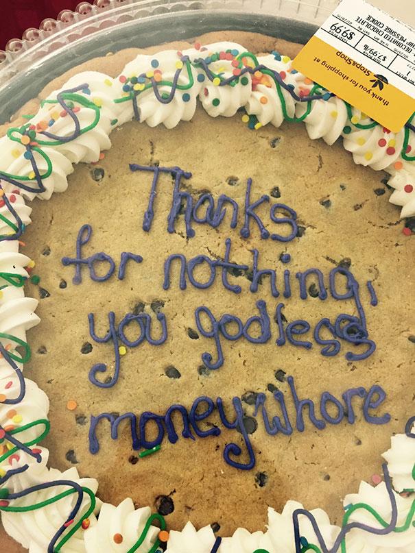 Cake Inscriptions Gone Wrong | Snopes.com