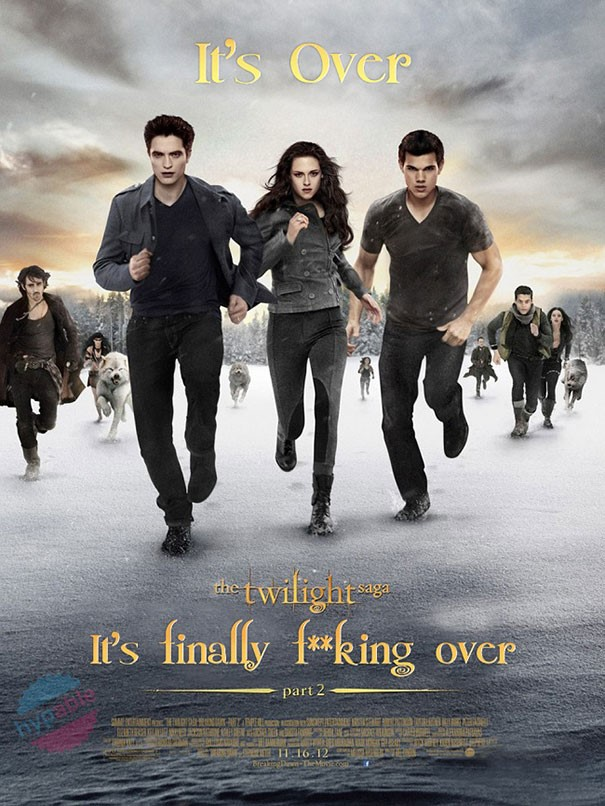 Breaking Dawn Part Two