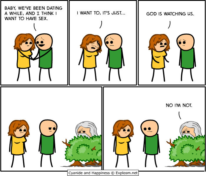 90 hilariously inappropriate comics