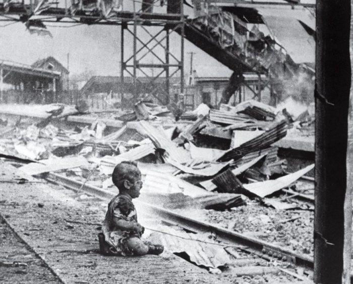 Sangrienta sábado Hs Wong, 1937