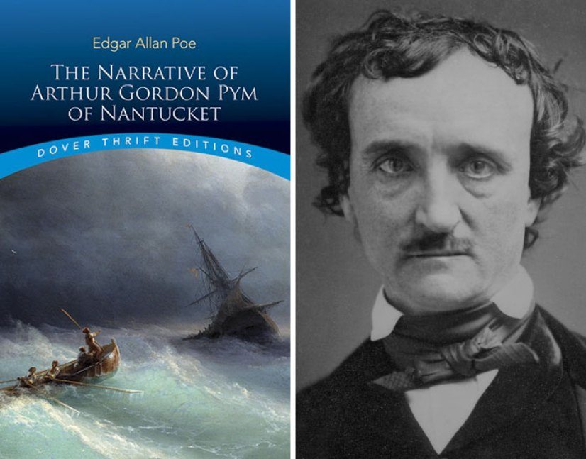 Did Edgar Allan Poe Have A Time Machine?