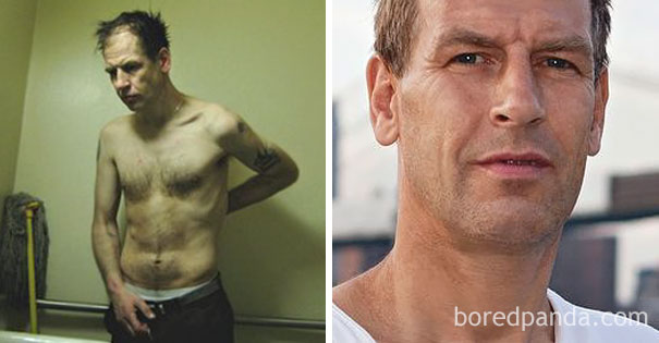 6 Years Clean From Cocaine And Heroin. Photographed Himself During The Years He Was Addicted