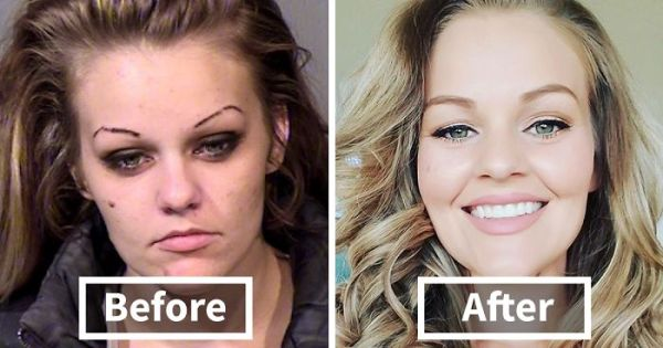24 Stunning Before After Transformations Of People Who
