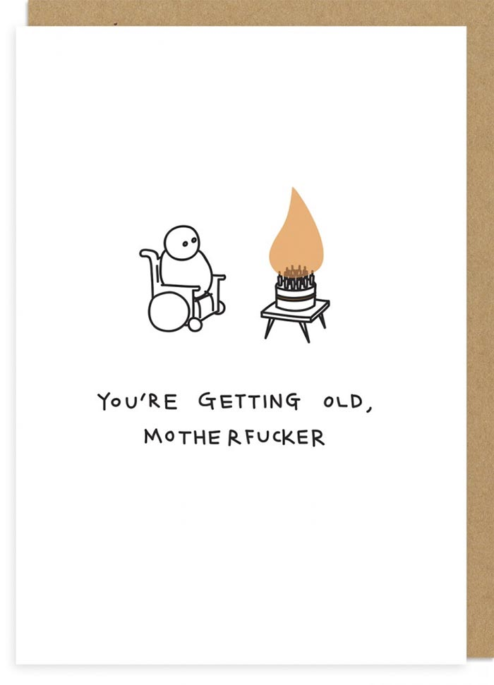 15 Brutally Honest And Inappropriate Greeting Cards For