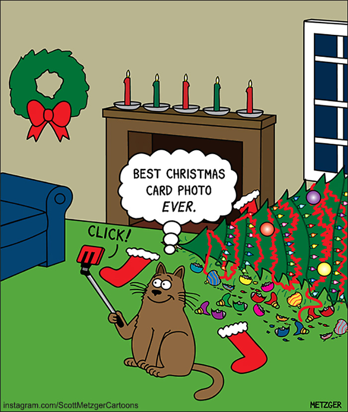 Ohh that felt good whip me pull my reins harder you fat hairy   etsy. 125 Of The Funniest Christmas Comics Ever Bored Panda