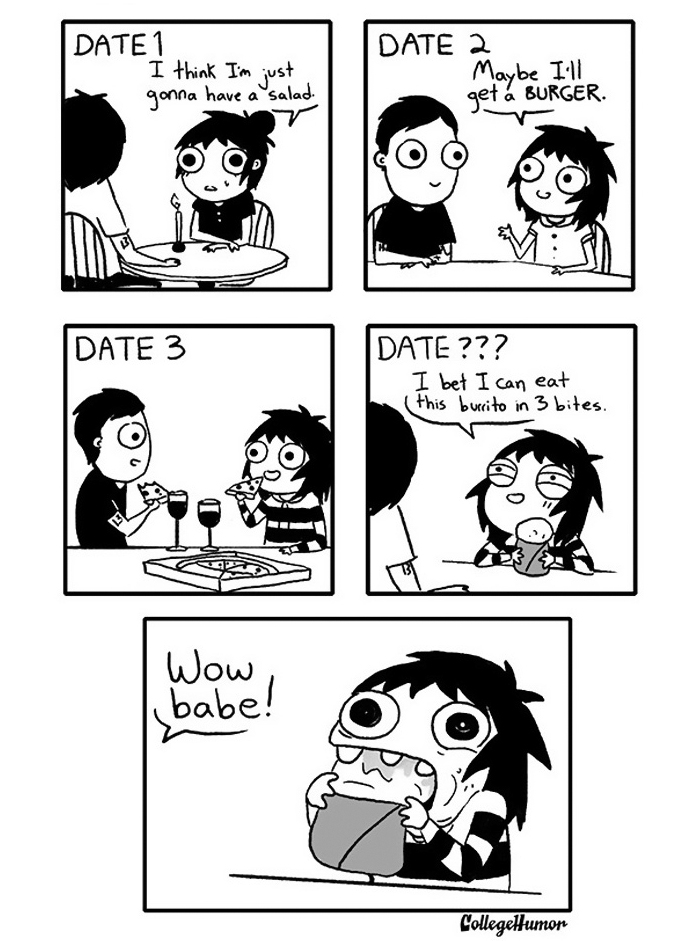 10+ Hilarious Relationship Comics That Perfectly Sum up