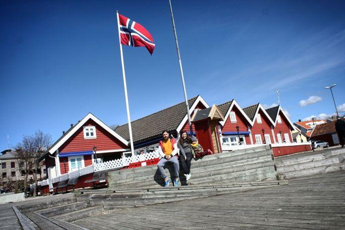 Skjaerhalden, Norway
